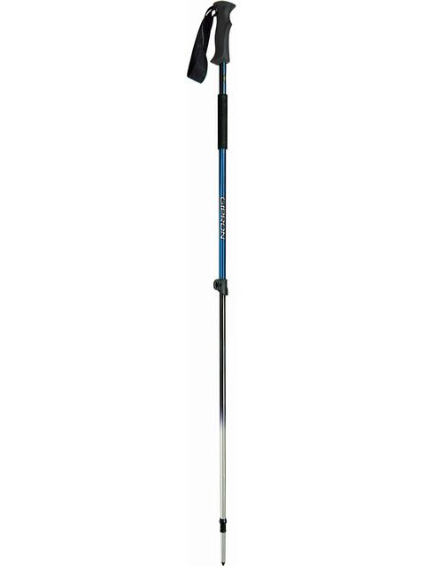 Gipron 741 Sherpa Flicklock Poles 2-Pieces Blue